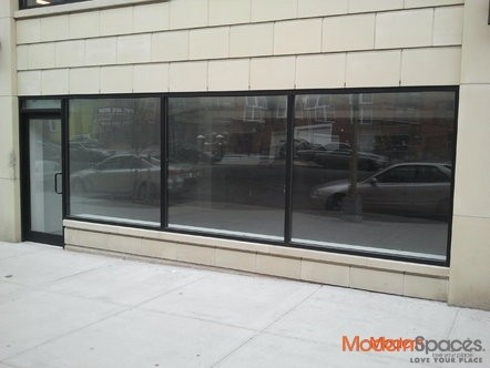 **NO FEE PRIME RETAIL STOREFRONT**IN AN ALL NEW BUILDING !!