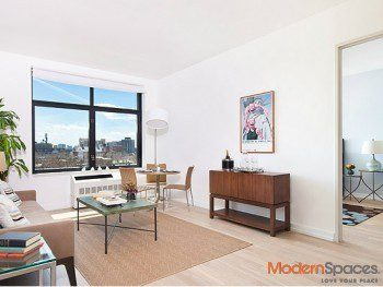 Brand New Gorgeous 2BR+HO Convertible 3BR Condo Rental LIC
