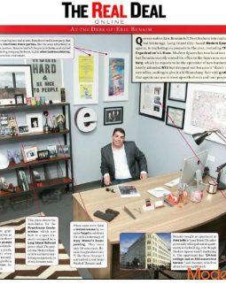 At the Desk of: Eric Benaim