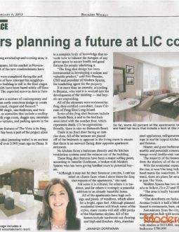 Buyers planning a future at LIC condo
