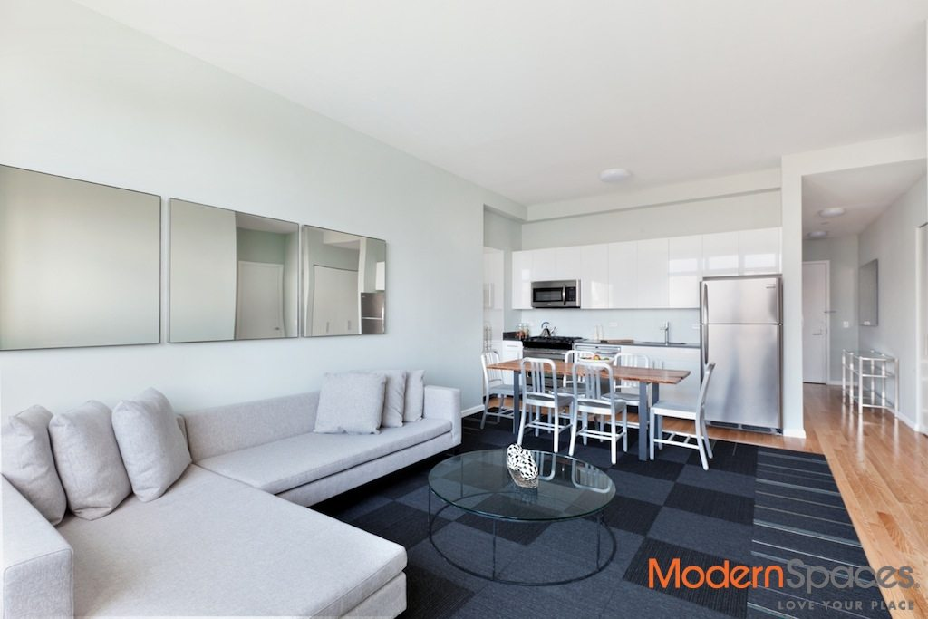LUXURY WATERFRONT 1 BR + 1 BA, 721 Sq Ft -AVAIL IMMEDIATELY- NO FEE