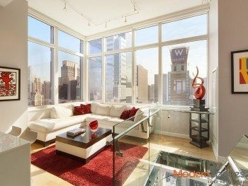 Ultra Modern Penthouse-4 Bed 4 Bath For Lease
