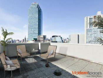 Magnificent Penthouse 1BR Private Terrace Luxury Condo