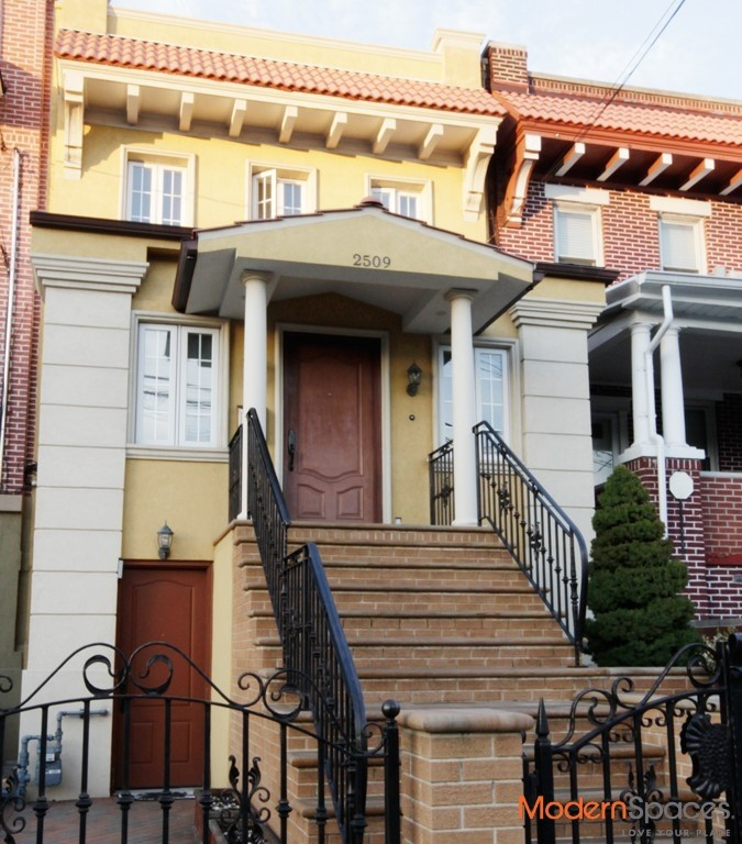 Prime Single Family Duplex ~ Stucco Facade ~ On Ditmars Blvd.