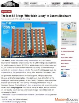The Icon52 Brings Affordable Luxury to Queens – Curbed.com