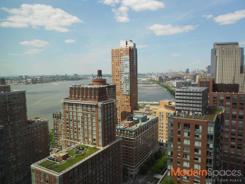 NO FEE – New Luxury 2 Bedroom Rental in Battery Park City!