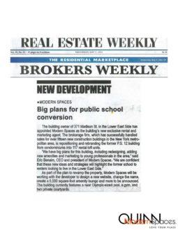 Big Plans For Public School Conversion