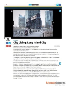 City Living: Long Island City