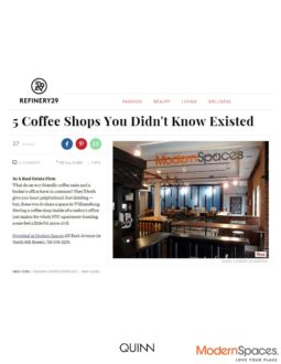 5 Coffee Shops You Didn't Know Existed