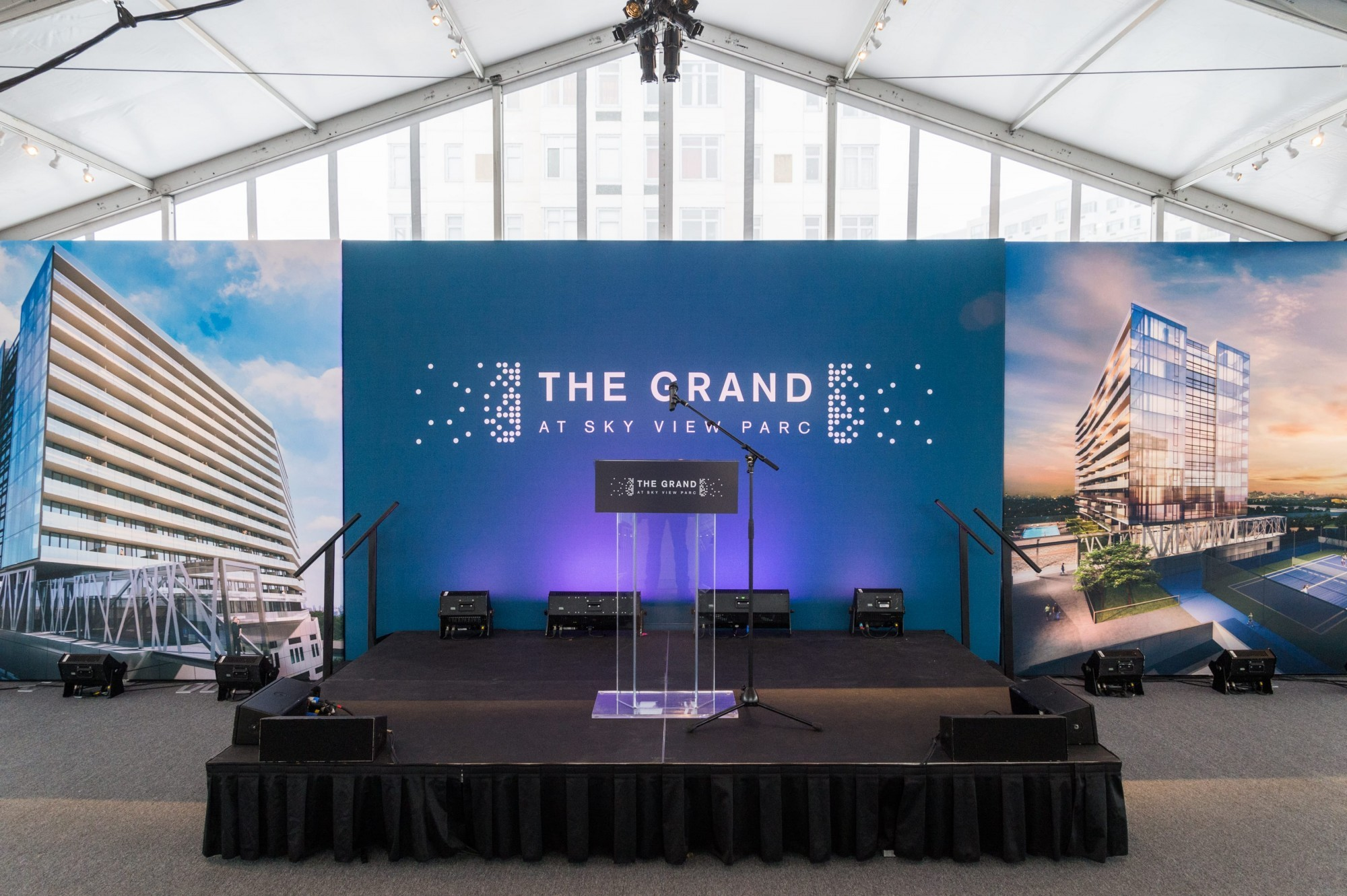 The Grand at Skyview Parc