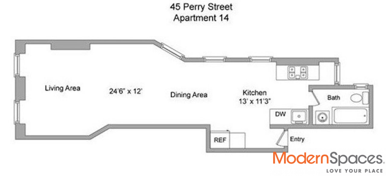 Perry Street Prize Rental