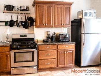 SPACIOUS RENOVATED 1 BR + HO + DINING ROOM + LARGE MODERN KITCHEN -AVAIL AUGUST 31ST-