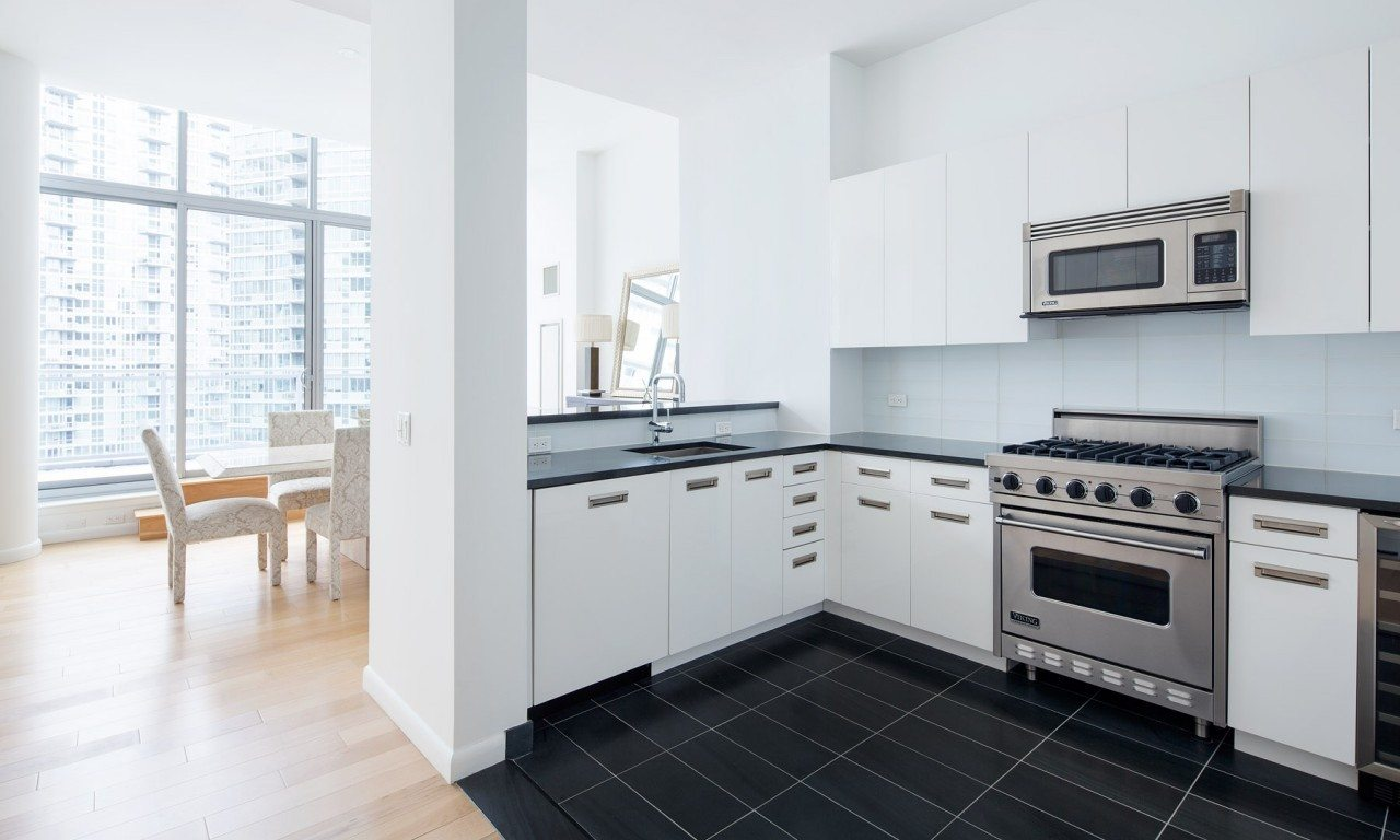 Penthouse Duplex Rental at The View LIC