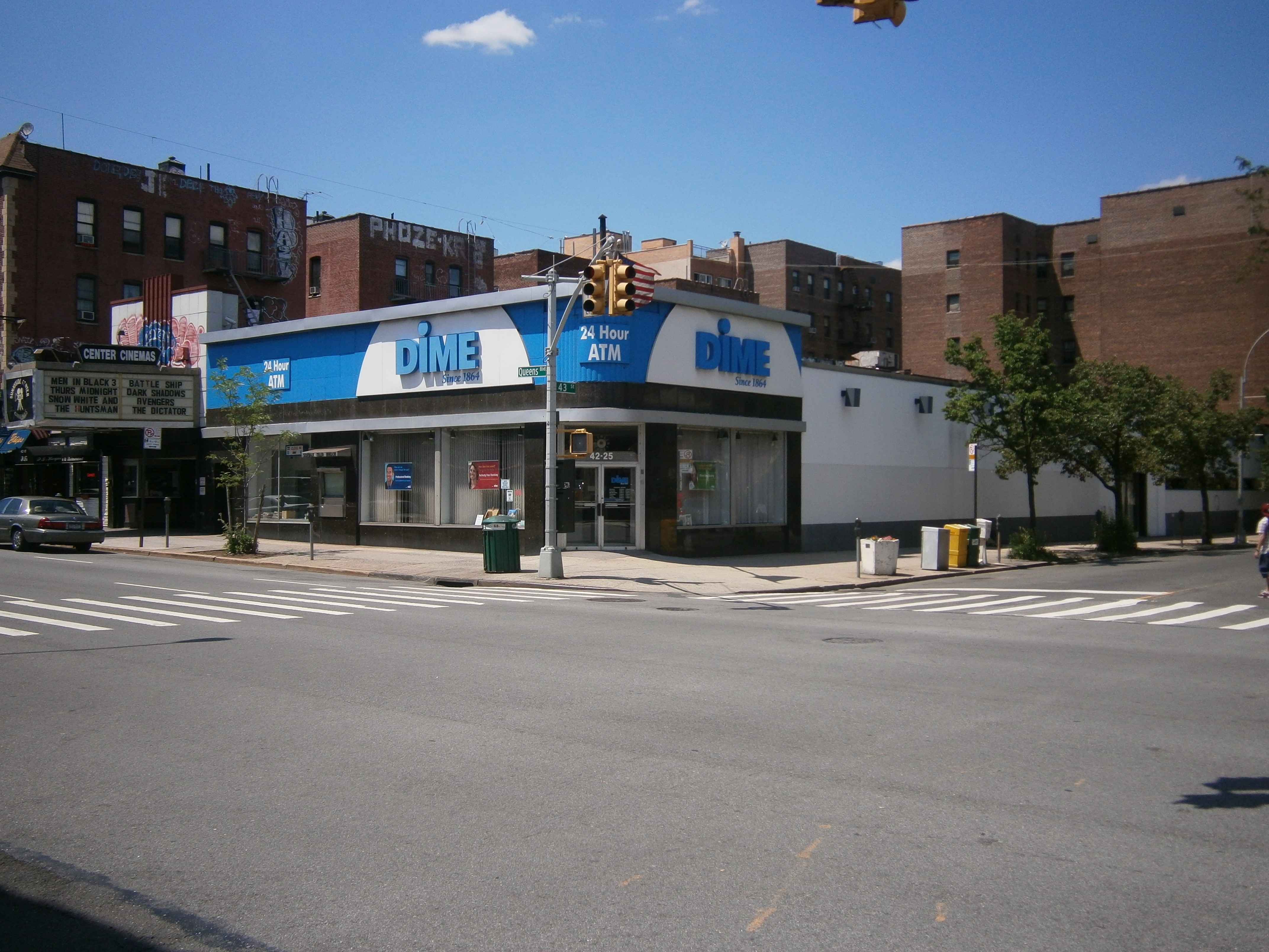 Commercial Property for Sale with Development Potential on Queens Boulevard