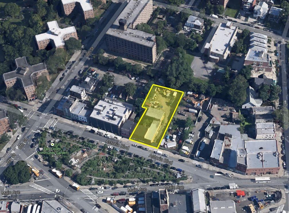 Astoria Development Site