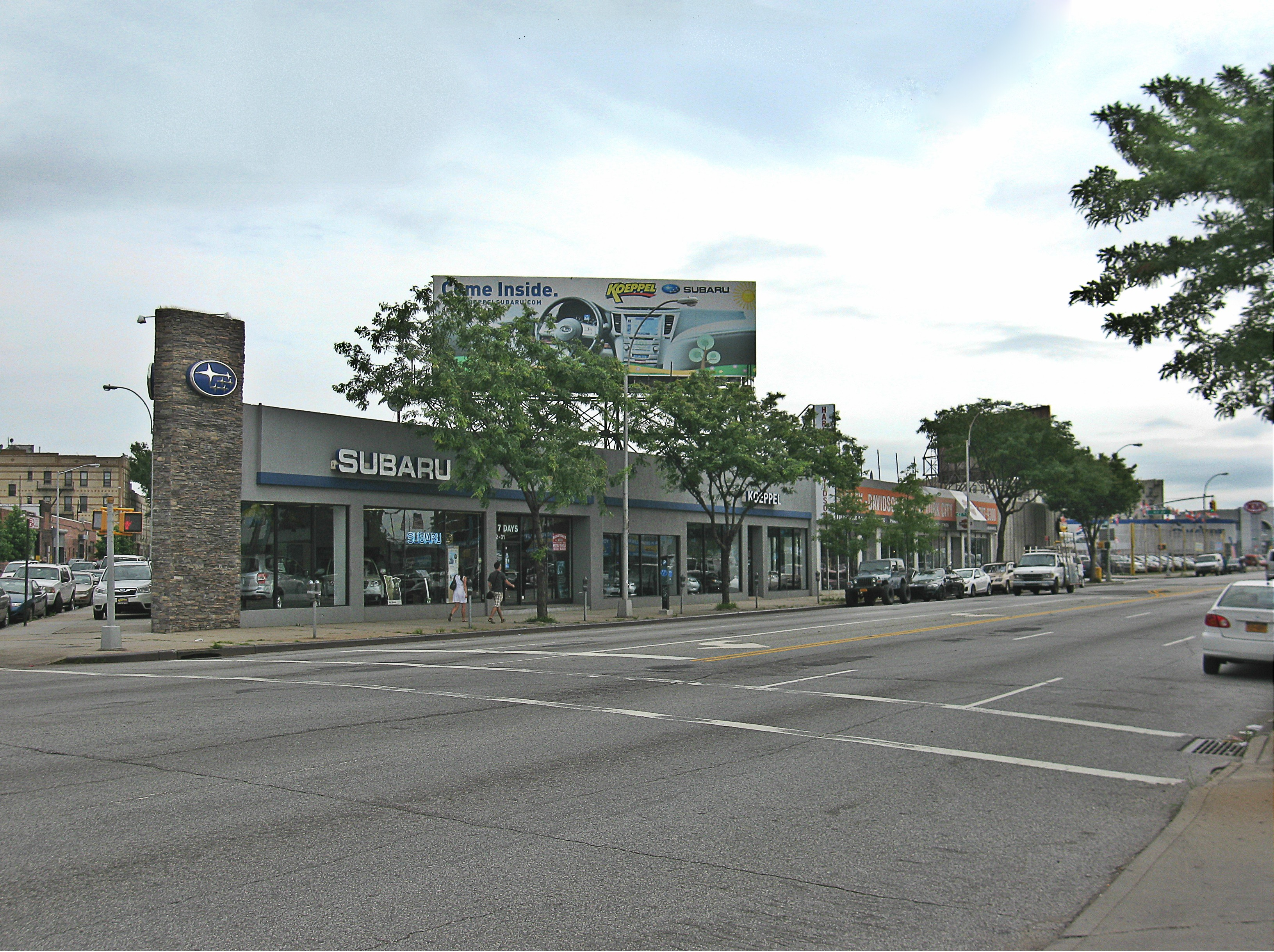 Retail Investment For Sale On Northern Boulevard