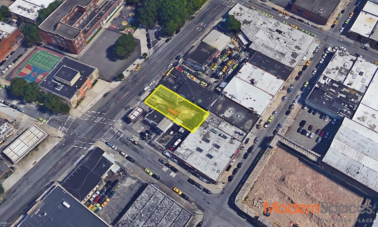 21st Street Development Site For Sale