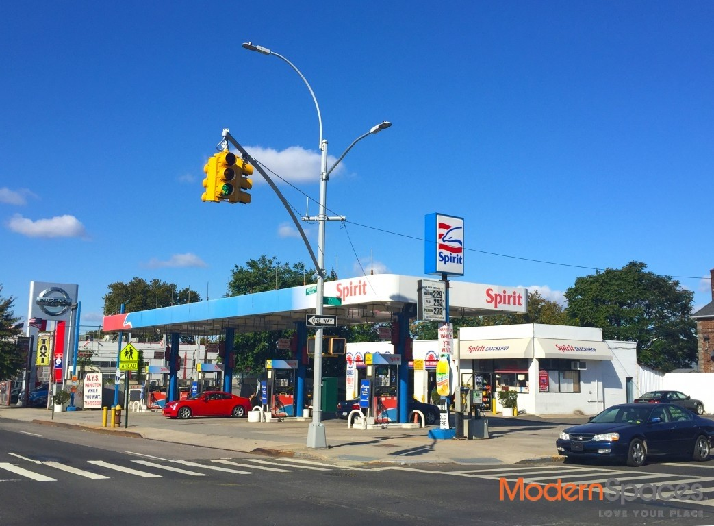 NNN Leased Gas Station with Service Center for Sale