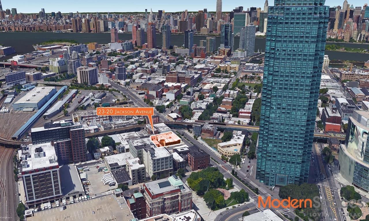 Jackson Avenue Development Site for Ground Lease