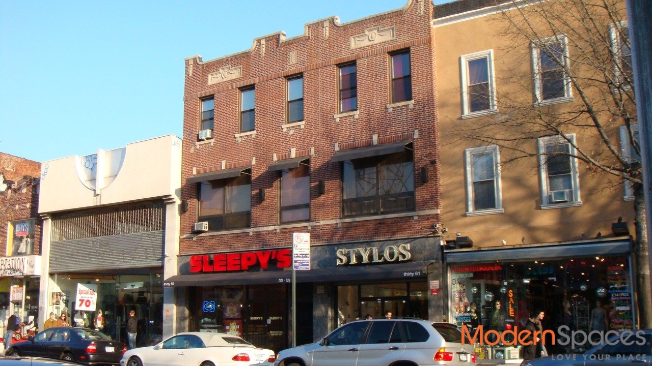 Mixed Use Investment Property on Steinway Street for Sale