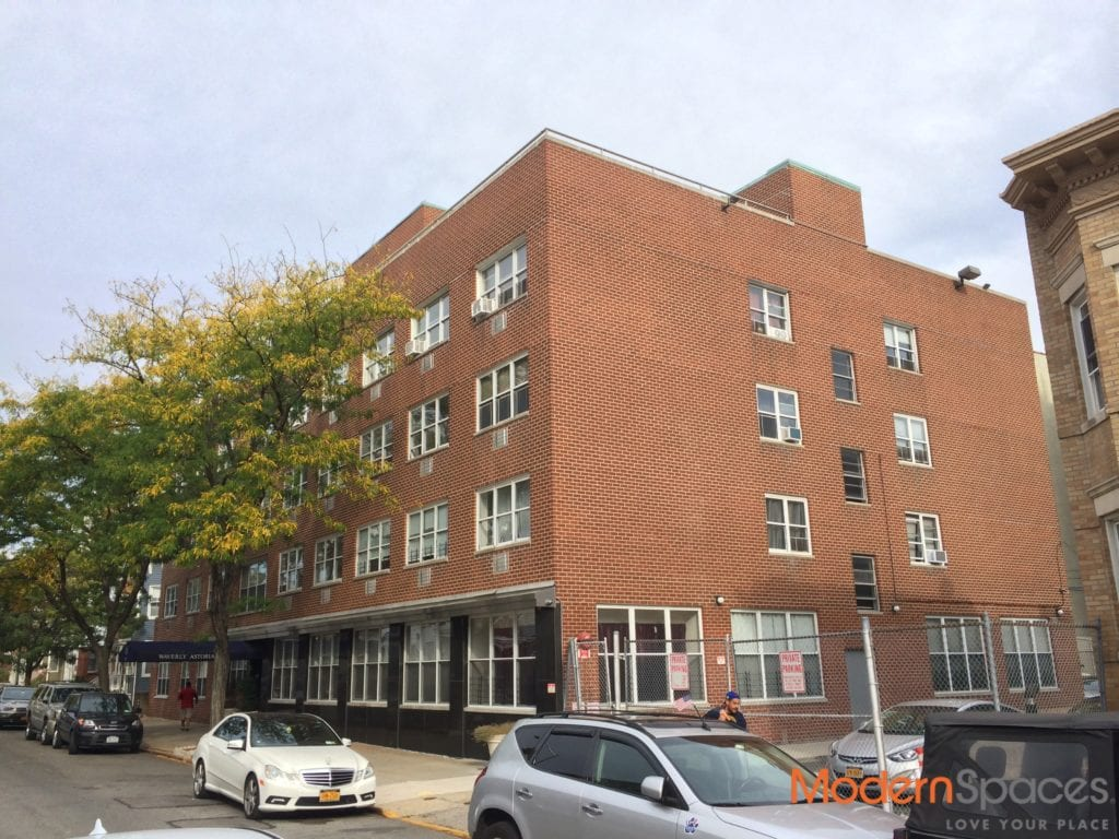 40 Unit Elevator Apartment Building