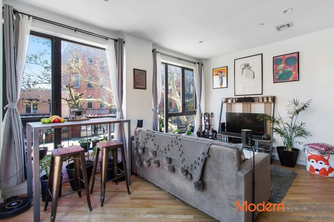 PRICE ADJUSTMENT – BED STUY ONE BED CONDO – GREAT LOCATION