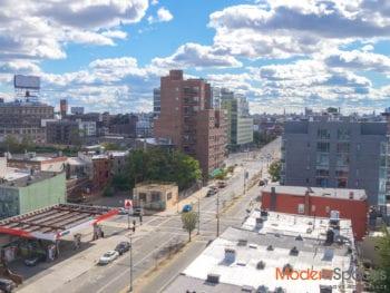 Brand new development in Long Island City