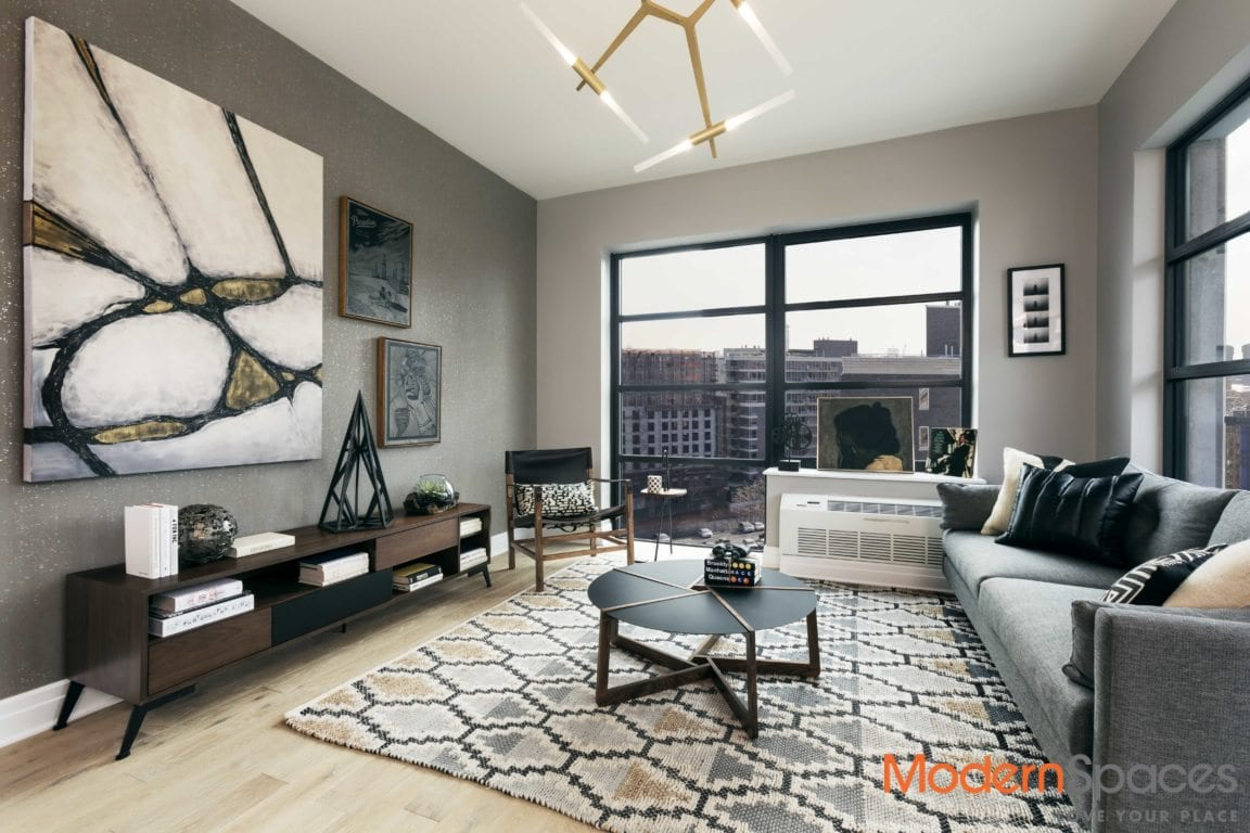 The Jackson, New to market, 1 bed, 1 bath