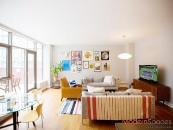 Exceptional 2BR 2BA with 182 sq ft Private Terrace Resale in Powerhouse