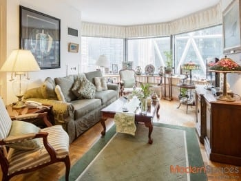 Lovely, Sunny Condo Studio in magnificent Central Park Place