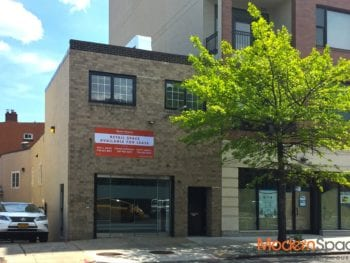 21st Street Retail/Office for Lease