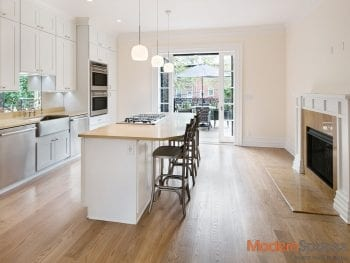 TOP OF THE LINE RENOVATED 4 BEDROOM ONE FAMILY TOWNHOUSE IN BED STUY **ONE MOS. FREE RENT**