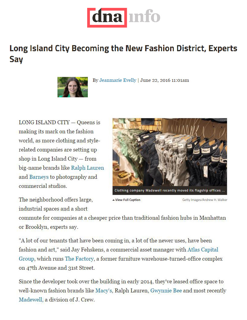 dna info - Long Island City Becoming the New Fashion District, Experts S... (2)_Page_1