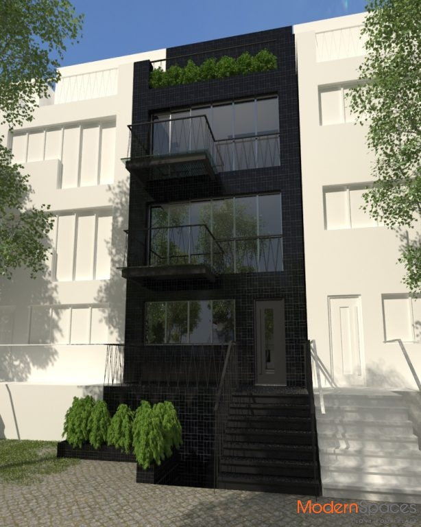 Condominium Conversion Project with Approved Plans