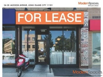2500 Sq ft of Retail in LIC Prime