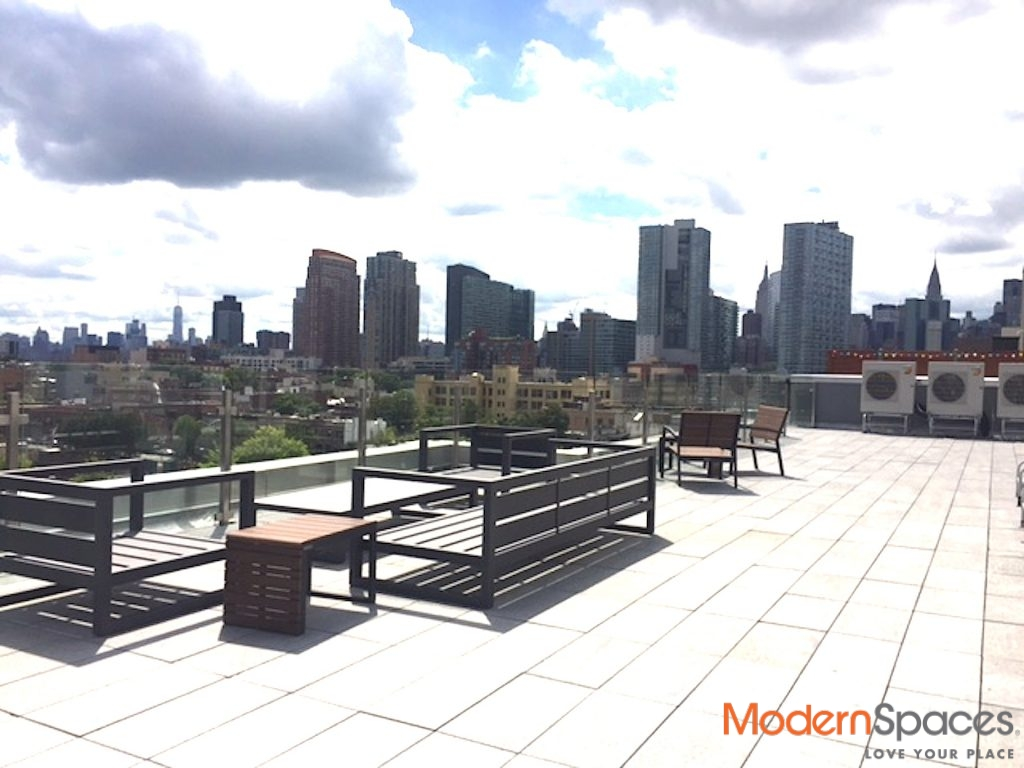 Brand new 2BR/2BATH plus Terrace, South Expo, City/Park Views