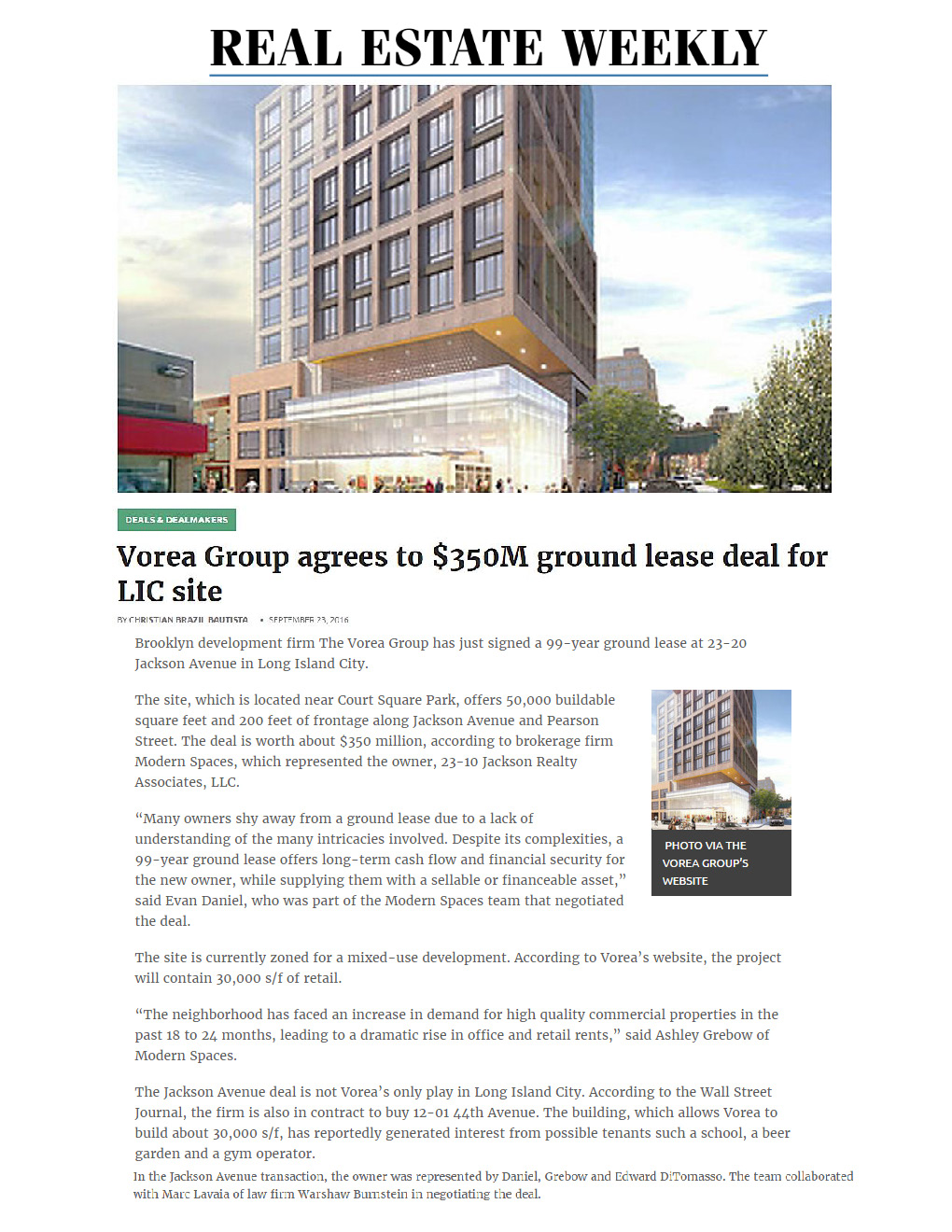 rew-com-vorea-group-agrees-to-350m-ground-lease-deal-for-lic-site-9-23-16