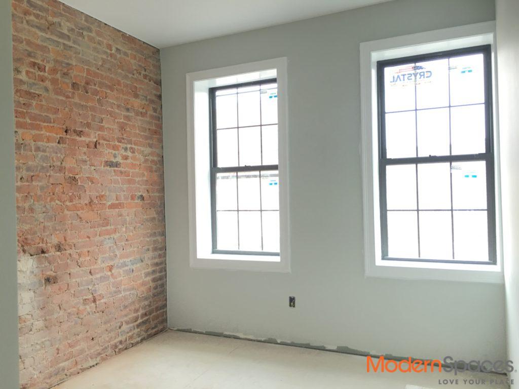 Beautiful gut renovated 3 bedroom 2 bath Duplex
