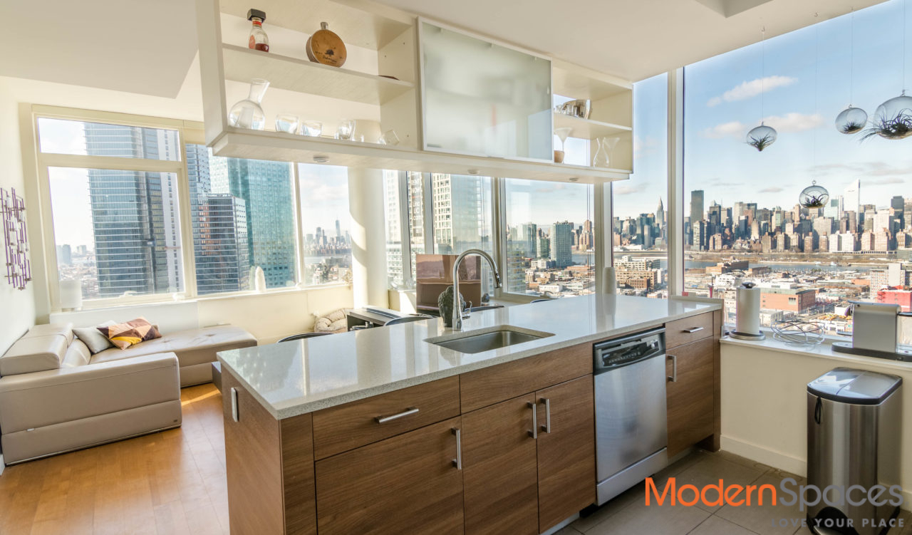 Exclusive 2 BR + 2 BA PH Residence – Western Exposure, -Avail for Immediate Move in-