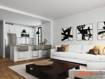 LIC's Tallest Condo – Industrial Style Architecture – 2 Bed 1 Bath – New Construction