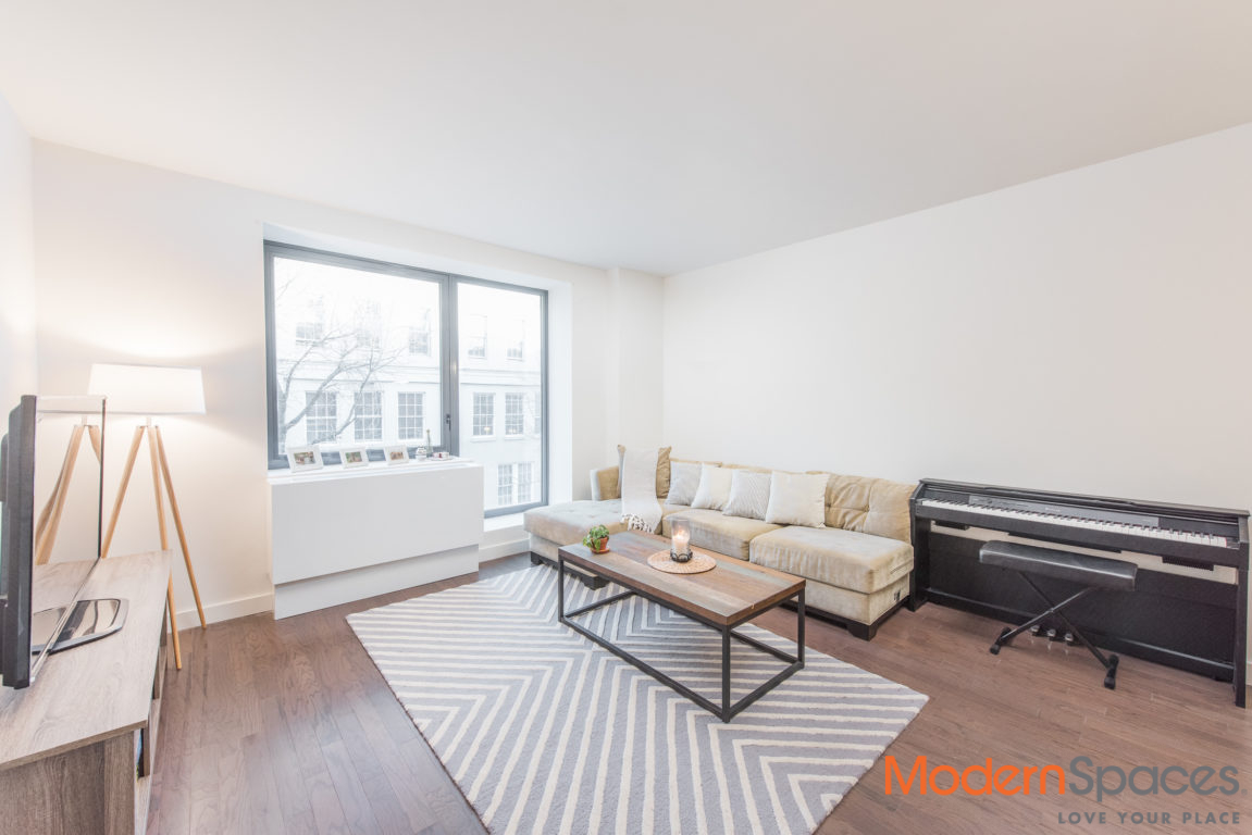 New Construction 2Bed/2Bath Resale at the MARX with Parking