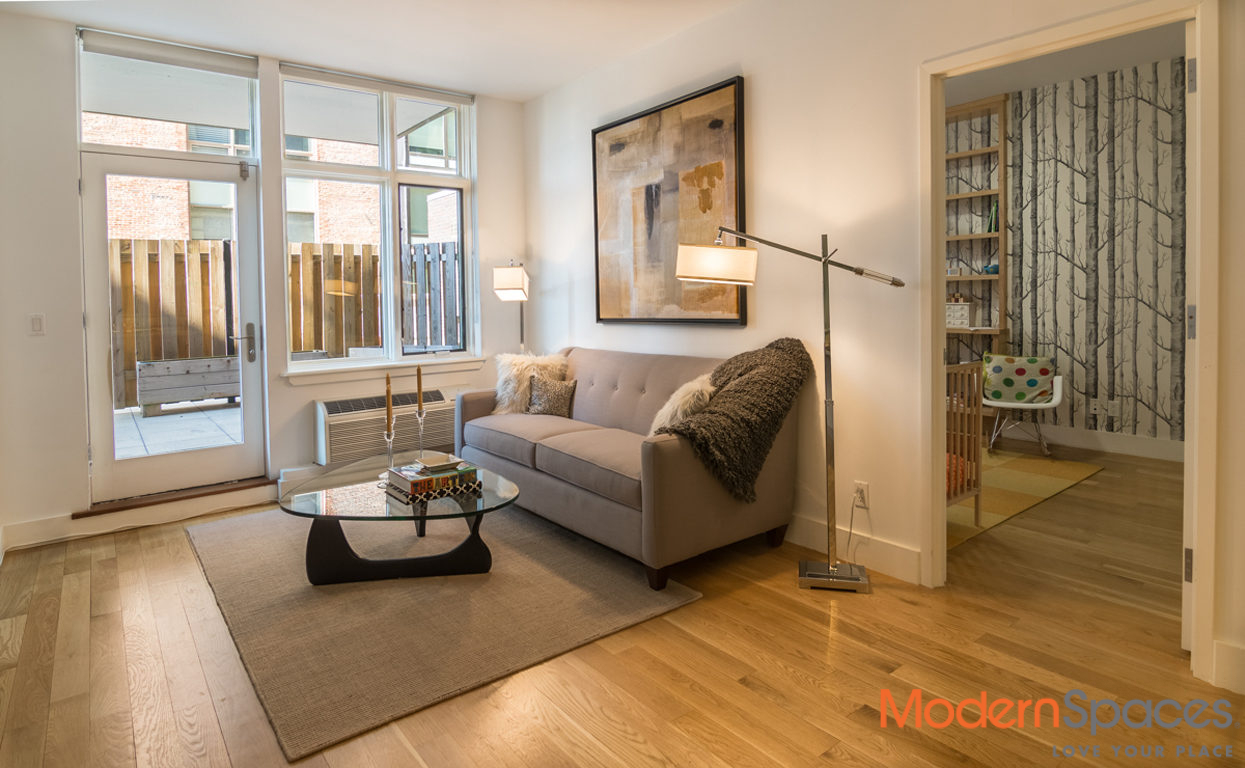 Convertible 3BR/2BA with Private Terrace and Exquisite Upgrades at YARD