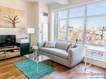 Charming Floor to Ceiling Window 1Bed\1Bath at Ten63 Jackson