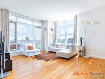 Spectacular Manhattan View Corner 2BR Condo LIC