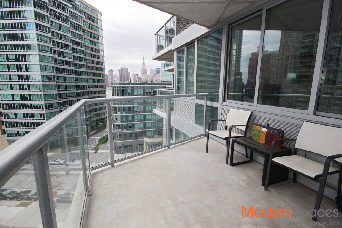 No Fee One Bedroom with Large Balcony