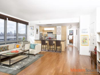 PRICE ADJUSTMENT – VIEWS!!!  1,247 SQ FT 2 BED/2 BATH – CONVERTIBLE 3!!