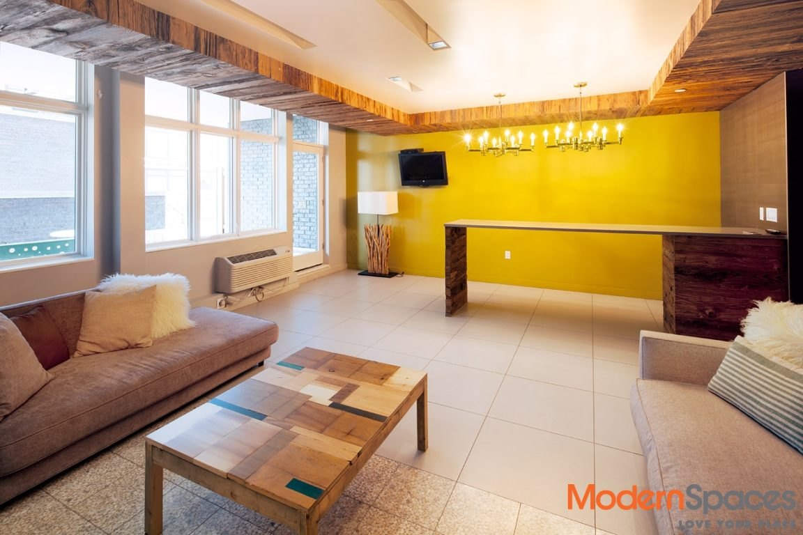 The Yard 1 Bedroom Rental w/partial views & balcony - Modernspaces NYC