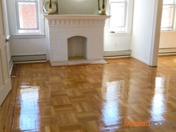 Full Floor Flex 3 BR For Rent