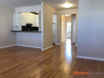 Available immediately 2 bed*renovated*$2,400