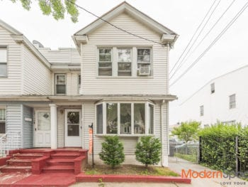 Semi-Attached 2 Family with Private Driveway/Garage in Ozone Park